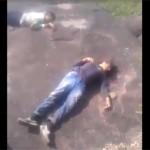 सामने आया भोपाल एनकाउंटर का चौंकाने वाला वीडियो