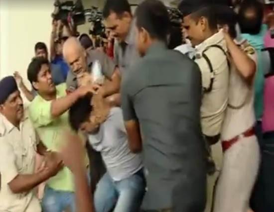 bihar media attack 1
