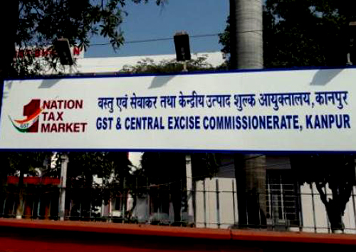 gst commissioner sansar chand