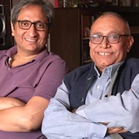 ravish & shambhunath shukla