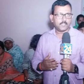 Amitabh Ojha News 24