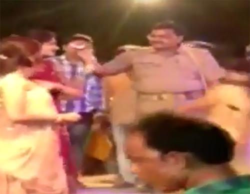 UP Police viral